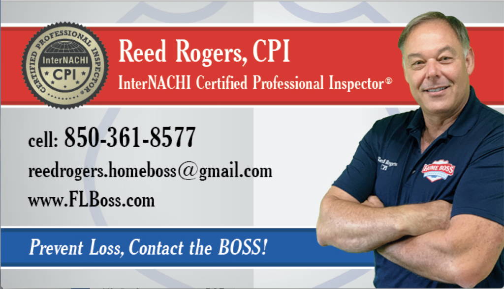Home Boss Inspections of Pensacola, FL